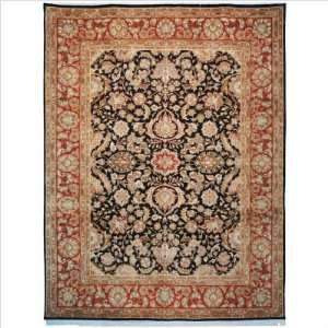 Safavieh Rugs Dynasty Collection DY250A 212 Black/Red 26
