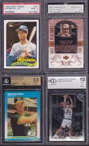 HUGE AUTO JERSEY ROOKIE/RC SPORTS CARD COLLECTION/LOT GRADED PSA/BGS
