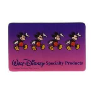 Walt Disney Specialty Products Mickey Mouse (Walt Disney Music Co