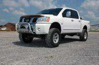 04 09 Nissan Titan 6 Suspension Lift Kit 4x4