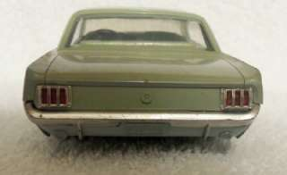 1965 Ford Mustang 2Dr Promotional Model Car