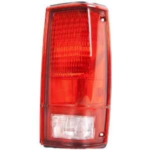 OE Replacement Chevrolet/GMC Passenger Side Taillight