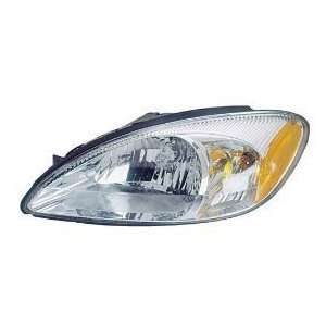 Ford Taurus Headlight OE Style Replacement Headlamp Driver