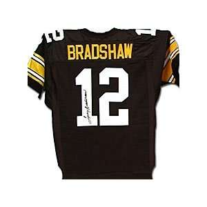 Terry Bradshaw Hand Signed Jersey
