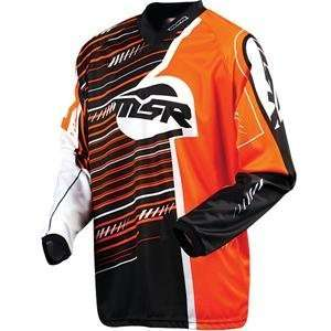 MSR Racing Axxis Jersey   Large/Orange