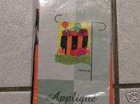 NEW Halloween Trick or Treat Candy Bag Flag 11x15