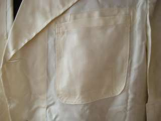ORIGINAL GERMAN MEDICAL D.R.K. DOCTOR SILK APRON – MINT w/LABELS