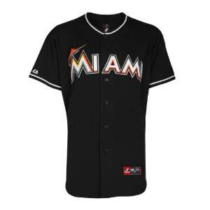 Miami Marlins 2012 Replica Alternate 2 MLB Baseball Jersey