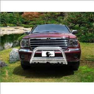 07 09 Chrysler Aspen Black Horse Stainless Steel Bull Bar