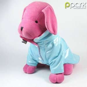 Dog Thermal Jacket   Blue / Pink   Medium