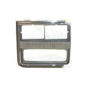 HEADLIGHT DOOR gmc JIMMY 89 91 SUBURBAN light lamp rh Automotive