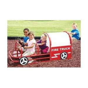 Lil Red Fire Truck Toys & Games