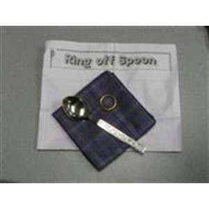 Ring Off Spoon   Close Up / Parlor / Street Magic Toys