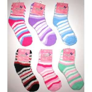 Wholesale Lot 48 Pairs Womens Fuzzy Socks Warm Winter Sox