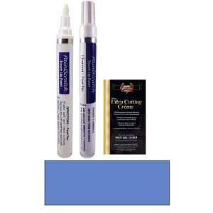 1/2 Oz. Luxury Blue Metallic Paint Pen Kit for 2002 Harley