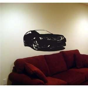 Wall MURAL Vinyl Sticker Car SAAB TURBO X SPORT 018