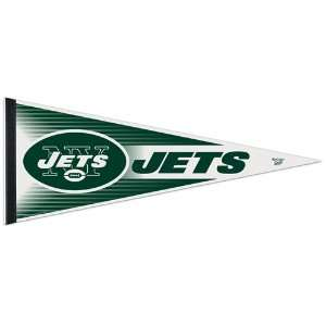 New York Jets Official 30 Pennant NFL Pennant Sports