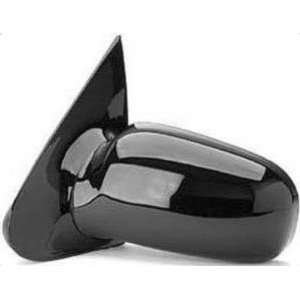 Get Crash Parts Gm1320168 Door Mirror, Manual, Sedan, Gloss Black