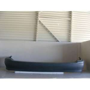 Toyota Previa Van Rear Bumper Cover Textured 91 97