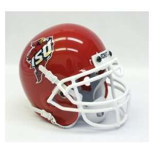 Iowa State Cyclones Schutt Mini Helmet   2003 2007