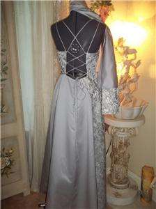 DOLLAR WOMENS/JUNIORS FORMAL WEDDING/PROM DRESS 7/8 NEW
