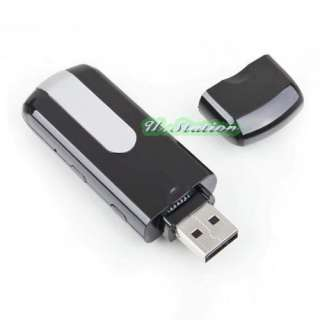 USB Flash Drive DVR Hidden Motion Detect Video Record Camera DV