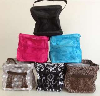 Thirty One Gifts LITTLES CARRY ALL CADDY Basket Tote 6 Designs to
