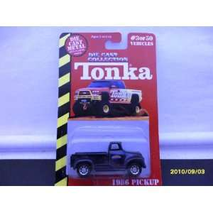 Tonka Die Cast Collection (1999)   1956 Tonka Pick Up   2