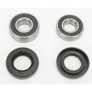 SUZUKI RM85 PIVOT WORKS REAR WHEEL BEARING KIT (SILVER) Automotive