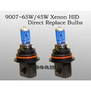 9007/ HB5 65/55W Pair High/ Low Xenon HID White Light