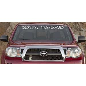 Toyota Tacoma Outline Windshield Banner Decal 3x38