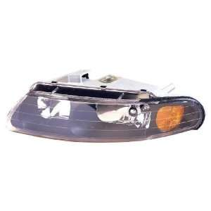 Depo 333 1138R AS2 Passenger Side Headlight Assembly
