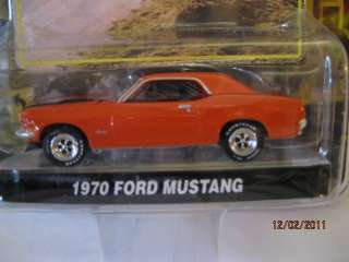 GREENLIGHT 1/64 CONTRY ROADS SERIES 5 1970 FORD MUSTANG DIECAST NEW