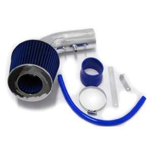 Blue 1986 1991 86 87 88 89 90 91 Honda Prelude SI Short Ram Air Intake