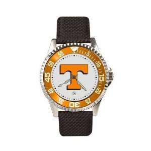 NCAA Tennessee Volunteers Leather Competitor Sport Watch