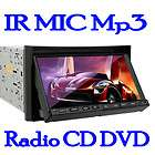 Jensen VM9214 7 Touch Screen DVD CD  USB Car Stereo Player In Dash