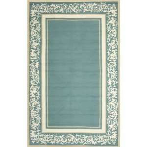 Sawgrass Mills Grace Spruce Rug   Large 8x10