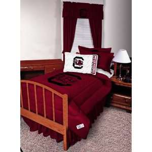 NCAA South Carolina Gamecocks Complete Bedding Set  Sports