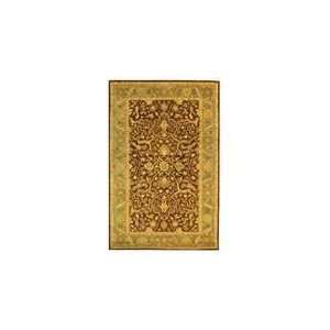 Safavieh   Antiquities   AT14F Area Rug   96 x 136   Brown, Green
