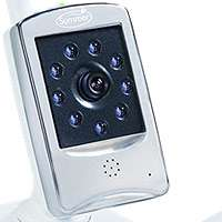 Summer Infant Sleek and Secure Multi View Handheld Color Video Monitor