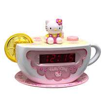 Hello Kitty Tea Cup Radio   Spectra Merchandisin