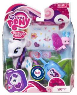 My Little Pony Friendship Magic Rarity with Suitcase
