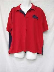 Lot of 12 Mens Big & Tall Mixed Polo Shirts Size 2XL XXL RALPH LAUREN