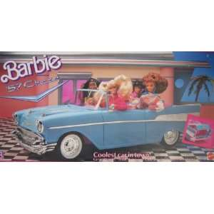 Bel Air Convertible Car   Coolest Car in Town (1989 Mattel Hawthorne