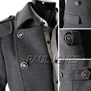 PJ Men's Stylish Slim Fit Jackets Coats outerwear Size XS S M 3Cols