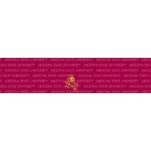 Arizona State Sun Devils Team Auto Visor Decal Sports