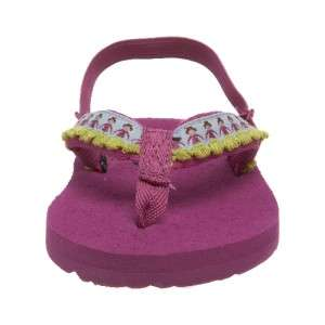 Infant Toddler Sandals Hula Girl Hollyhock (Variety of Sizes)
