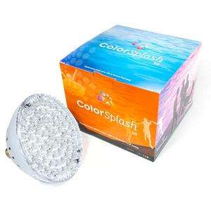 Color Splash 3G Color Changing LED Pool Light 120V Bulb LPL P1 RGB