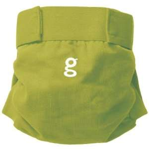 gDiapers Little gPant Guppy Green Extra Large Baby