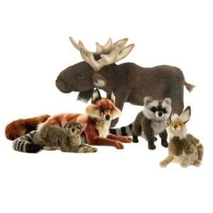 Woodland Stuffed Animal Collection IV Toys & Games